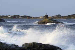 0614 Smørholmen fra Skarvøya