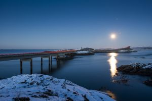 0611 Atlanterhavsvegen Natt