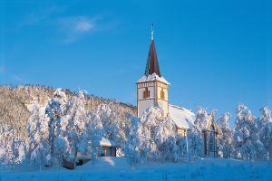 0123 Røvik kirke